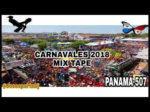 Plena Mix Carnavales Panamá 2018// Mix Tape Plena nueva 🔊💣