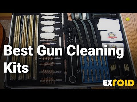 Best Gun Cleaning Kits: Complete List with Features & Details - 2019