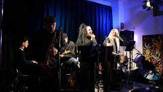 Valerie (Amy Winehouse, Cover) feat. GEORGE LISZT & BAND, Live-Jam