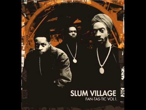 Slum Village - Forth & Back
