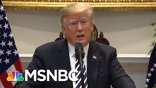 President Donald Trump's Legal Threat Continues To Grow | Hardball | MSNBC