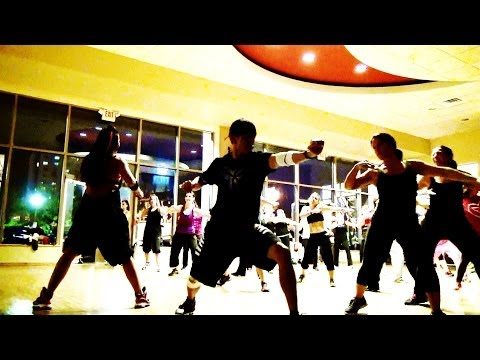 "Slinky Dance Fitness ft. Tara Romano - ""Tu Olor"" by Wisin - Remix Choreo"