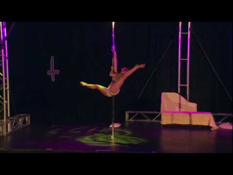 Jamie Wagner - Pole Theatre USA 2017 Professional Pole Drama