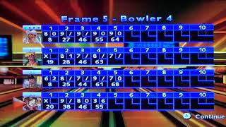 AMF Bowling Pinbusters! Gameplay 54