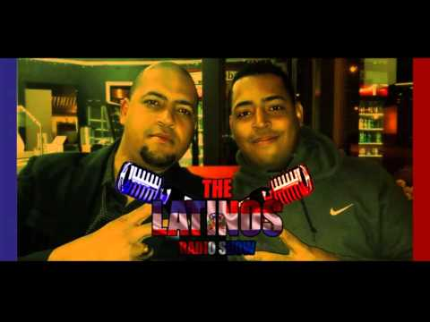 Entrevista a mG rB    @t The Latinos Radio Show