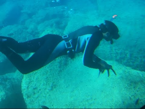 Rhodos unter Wasser