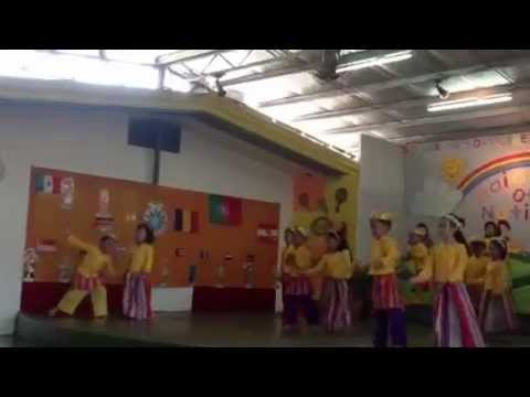 Coco's Malaysian Dance Number