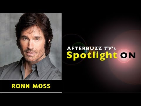 Ronn Moss   AfterBuzz TV's Spotlight On