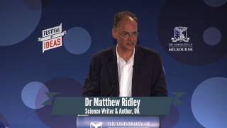 Festival of Ideas - Keynote: Genes, Technology and the Evolution of Culture