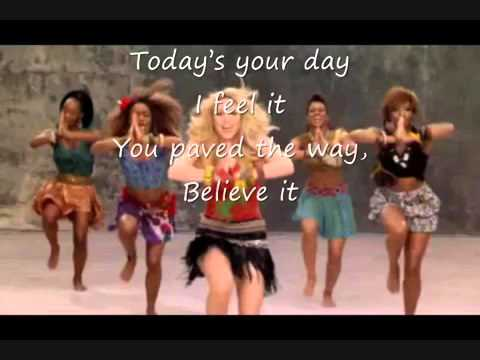 Shakira   Waka Waka   lyrics