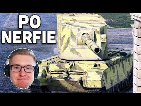LODÓWKA PO NERFIE - World of Tanks