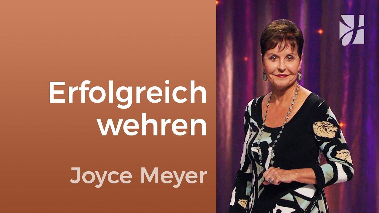 Download Selbstschutz: So kannst du dich wehren – Joyce Meyer – Persönlichkeit stärken