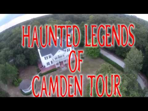 Haunted Legends of Camden Tour
