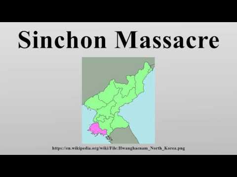Sinchon Massacre