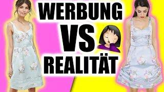 IHR BESTIMMT MEINEN HAUL! 😳 WERBUNG VS REALITÄT: ONLINE ASOS FRÜHLINGS HAUL + TRY ON | KINDOFROSY