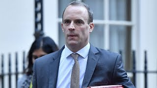 Cabinet ministers including Brexit Secretary Dominic Raab resign over PM's Brexit agreement