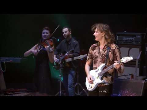 The Crying Machine - Steve Vai - Alex DePue -  Ann Marie Calhoun