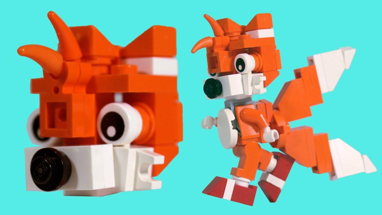 Gallery Lego Art » Lego Tails