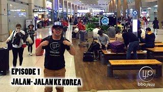 [Korea VLOG #1] Perjalanan dari Indonesia ke Korea - Jakarta to Seoul