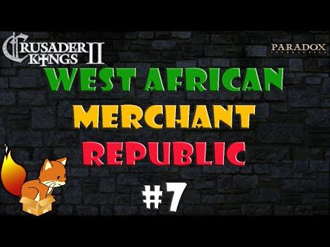 Crusader Kings 2 West African Merchant Republic #7