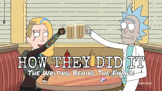 How They Did It: The Writing of Rick and Morty's Season 4 Finale