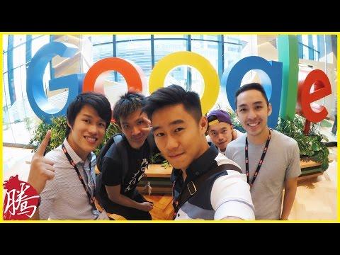 Google Tour Singapore - Hangouts 25 | Eden Ang