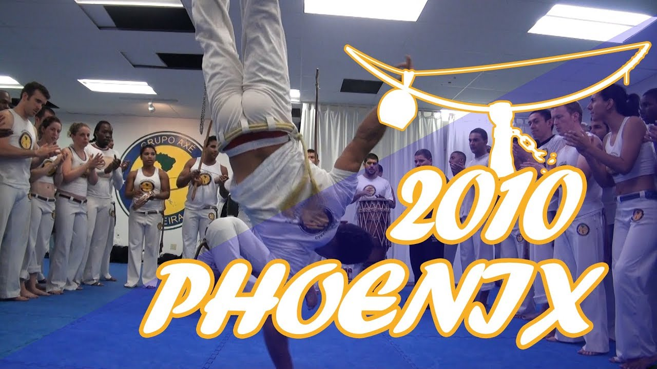 Phoenix 2010 | Axe Capoeira Arizona