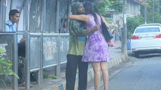 BEGGAR WITH A HOT GIRLFRIEND PRANK| So Effin Cray |Pranks In India