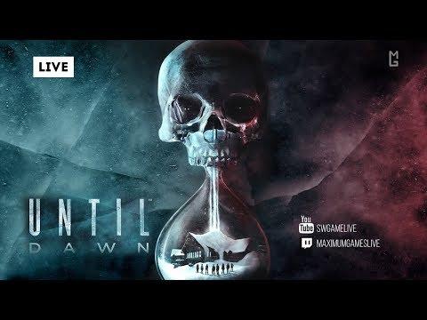 Until Dawn — Семеро в доме не считая маньяка (PS4/PlayStation 4) (Прямой Эфир/Стрим) [MG Live]