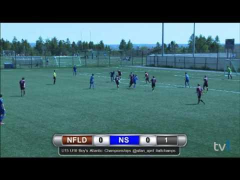 2016 U16 Boys Atlantics G1 NF vs NS