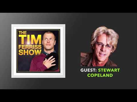 Stewart Copeland Interview | The Tim Ferriss Show (Podcast)