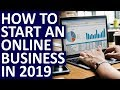 The Best Online Business to MAKE MONEY ONLINE in 2019! (Business Ideas)