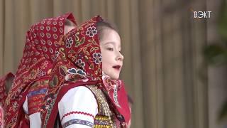 Фейерверк талантов. Открытие районного фестиваля вокально-хореографического творчества