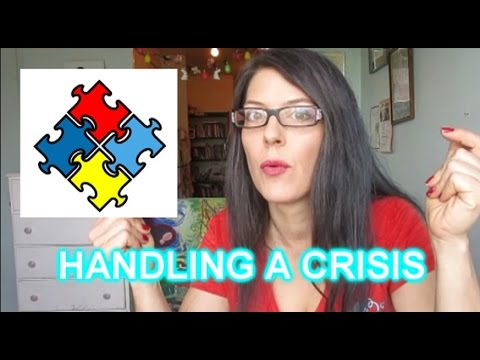 Aspergers: Dealing with Crises and Meltdowns