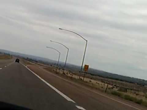 Interstate Travel in Wyoming