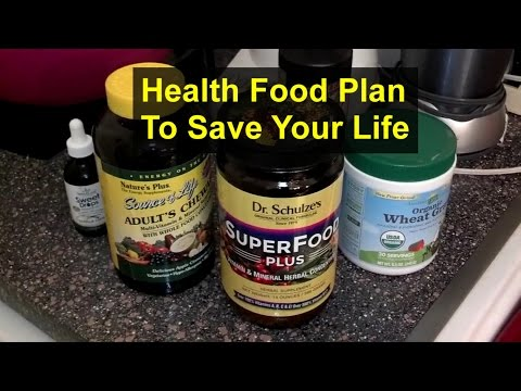 Life saving nutritional information, tree of life, live long and prosper - VOTD