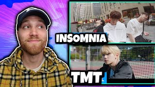 "Gambar cover GENUINE FANBOY REACTS Stray Kids ""불면증"" Video (Street Ver.) INSOMNIA AND ""TMT"" Video  MV"