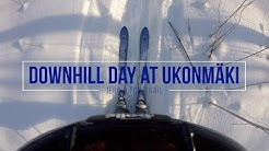 Downhill Day at Ukonmäki