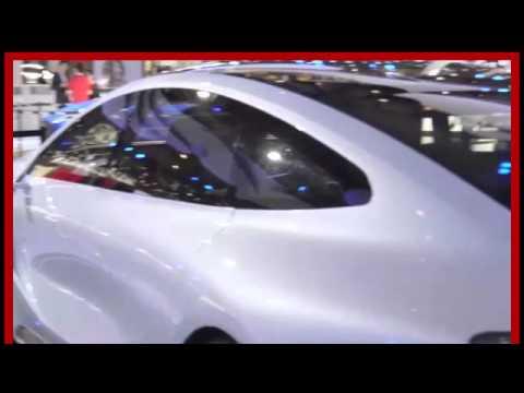 Beijing Auto Show's Extreme Cars