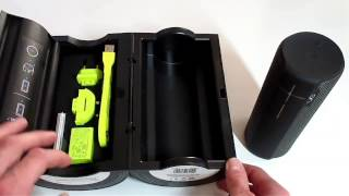 Video UE Boom 2 Bluetooth Speaker Unboxing download MP3, 3GP, MP4, WEBM, AVI, FLV Mei 2018