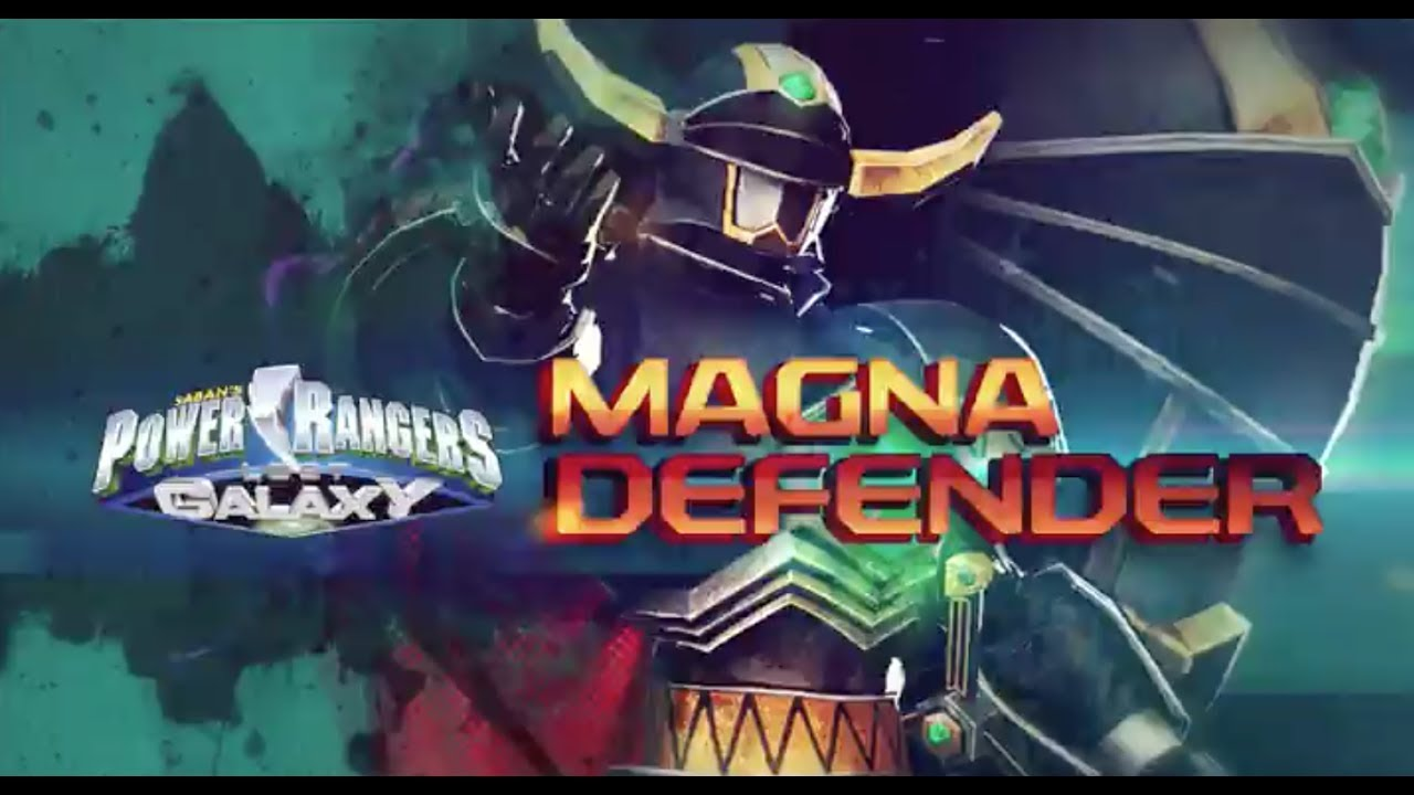 Power Rangers Legacy Wars Lost Galaxy Magna Defender Moveset