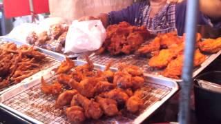 Fried Chicken In Thailand