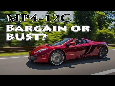 McLaren MP4-12C Cheap For A Reason?