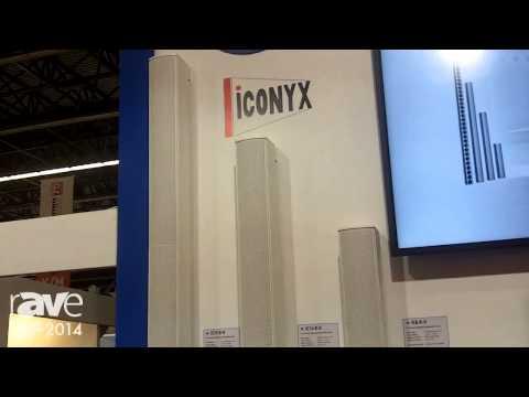 ISE 2014: Renkus-Heinz Talks About Its Range of Arrays | iConyx, IC Live & IC2