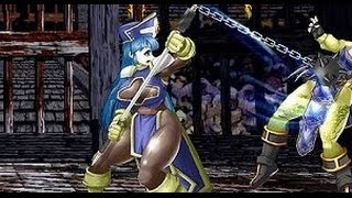 Battle Slave Fantasia-Cindy Gameplay.