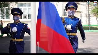 Красивый клип на песню  Россия про флешмоб \