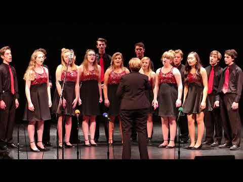 Someone To Watch Over Me - Jazz Harmony Vocal Group, Archbishop Spalding High School