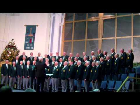 American Trilogy - Plymouth Police Choir Dec 17th 2010