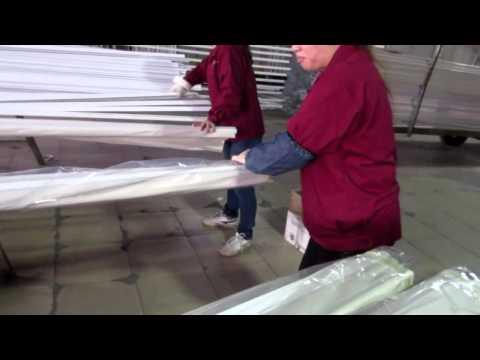 China Import, China Quality Control: Profiles Handles and Edging Aluminium Profiles / Production 6