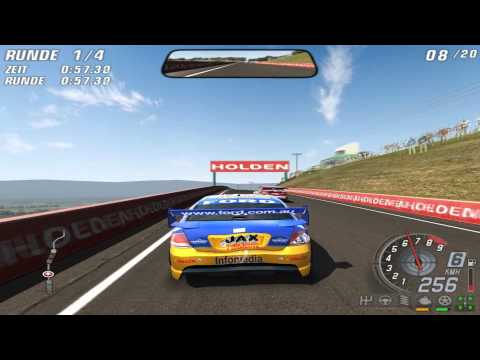 Let's Play DTM Race Driver 3 [HD] - #90 HPDC V8 Supercar Series - Reloaded :D